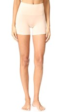 Yummie Seamlessly Shaped Ultralight Nylon Shorts Frappe