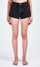 Ksubi | Tongue N Cheek Short - Dusty Black