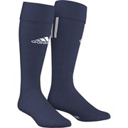 Adidas Long Team Mens Football Socks - New Navy/White
