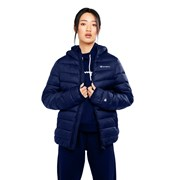 Champion Womens Puffer Jacket - Navy