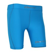 o2fit Womens Compression Shorts - Blue