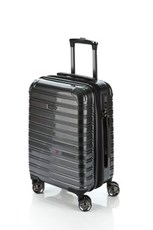 FLYLITE I-DELUXE 55CM SUITCASE Black