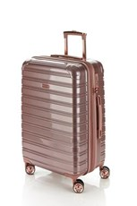 FLYLITE I-DELUXE 67CM SUITCASE Rose Gold