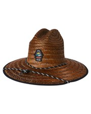 Rip Curl Icons Straw Hat Brown