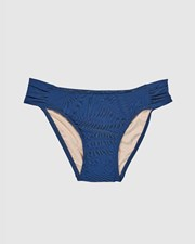 Aqua Blu Kids Stepping Stones Gathered Side Briefs - Teens Blue