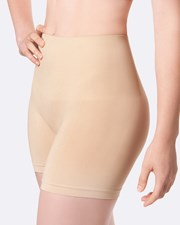 B Free Intimate Apparel Power Shaping Shorts Nude