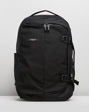 Timbuk2 Never Check Expandable Backpack Jet Black