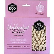 Ever Eco - Cotton Net Tote Bag - Short Handle