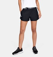 Under Armour Women's UA Play Up Shorts 3.0 Black