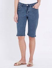 W.Lane Shaper Short MID WASH