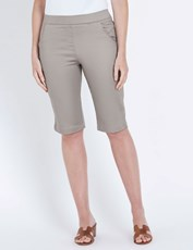 W.Lane Signature Short TAUPE