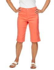 W.Lane Smart Pocket Short CORAL