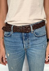 Cabo Gypsy Hannah Skinny Belt - 4 Colors