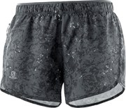Salomon Womens Agile Short - AU Ebony/Black