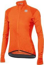 Sportful Women's Hot Pack NoRain Jacket Orange SDR