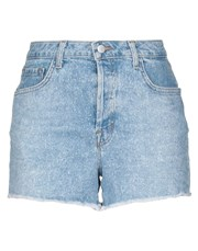 J BRAND Denim shorts 42770689